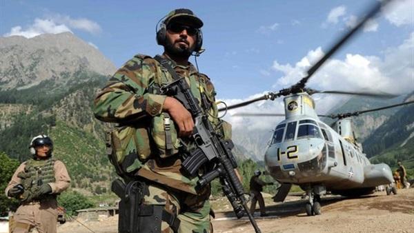 الجيش الباكستاني - أرشيفية