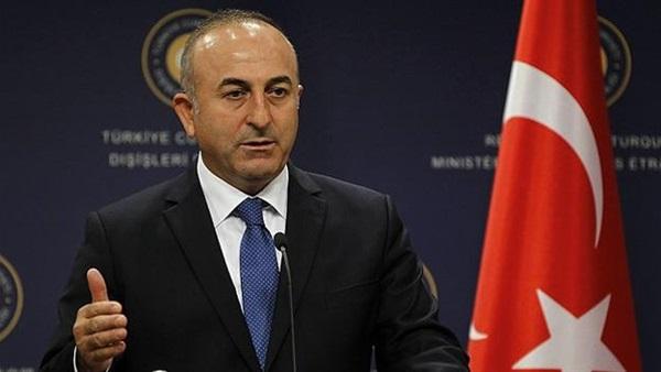 وزير الخارجي التركي مولود تشاووش أوغلو