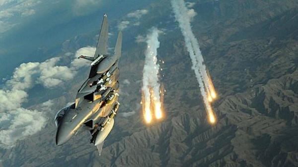 مقاتلات تحالف دعم الشرعية