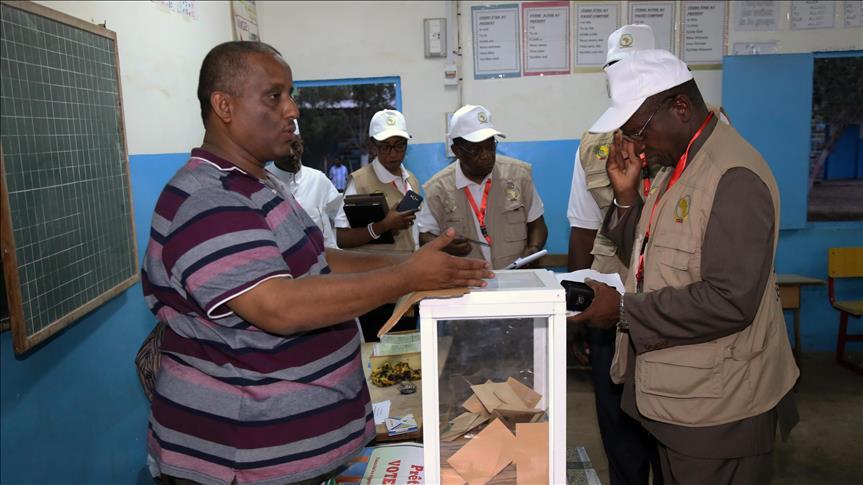 الانتخابات التشريعية بجيبوتي