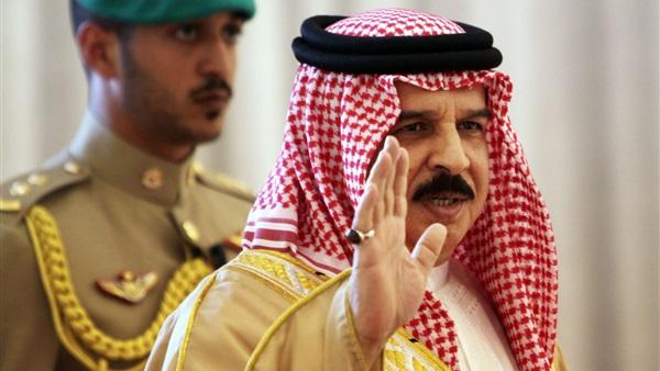 العاهل البحريني الملك حمد بن عيسى آل خليفة