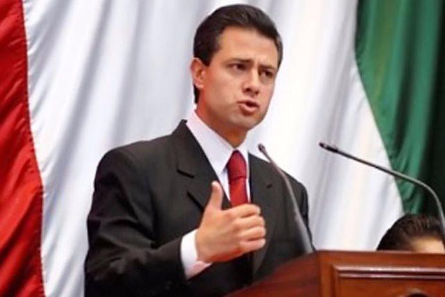 الرئيس المكسيكي أنريكي بينيا نييتو