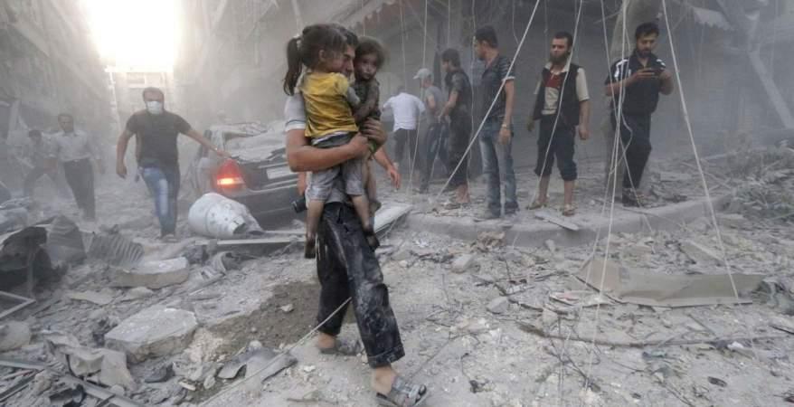 اشتباكات عنيفة فى الغوطة