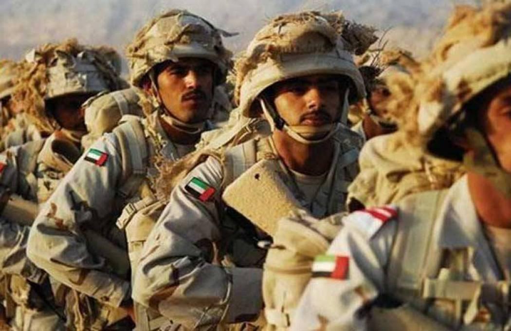 عناصر من قوات التحالف العربى
