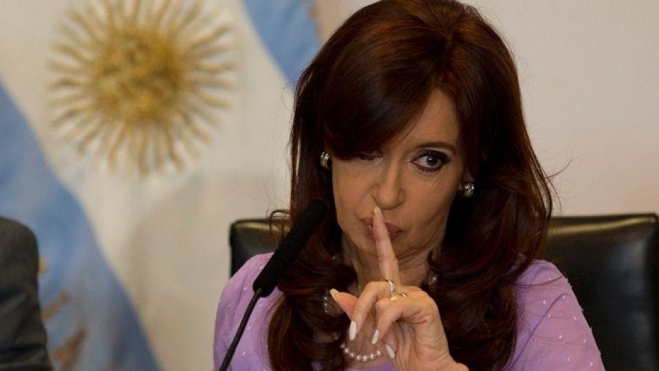 الرئيسة الأرجنتينية السابقة كريستينا فرنانديز دي كيرشنر