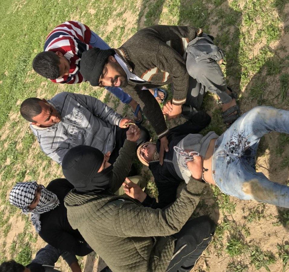 مواجهات مع جيش الاحتلال