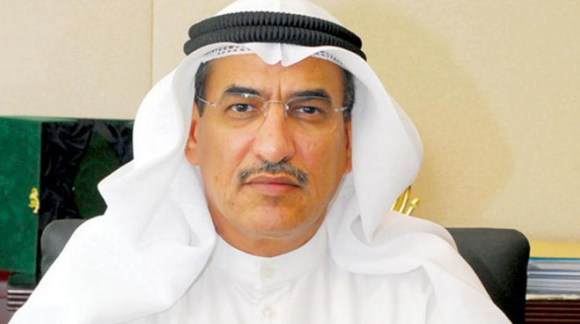 وزير النفط الكويتي بخيت الرشيدي