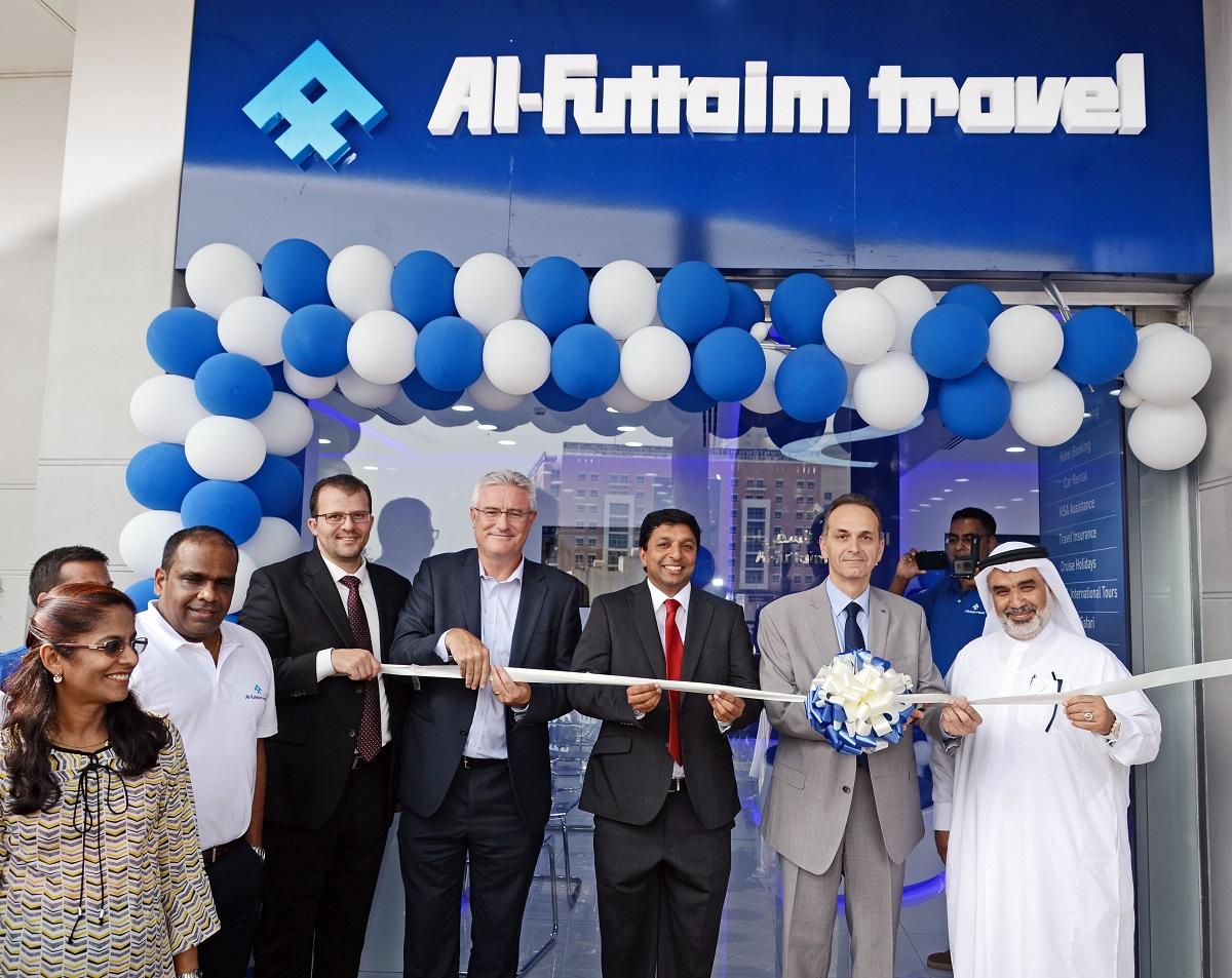 الفطيم للسفريات تفتتح مركزها الجديد لخدمات السياحة والسفر في دبي