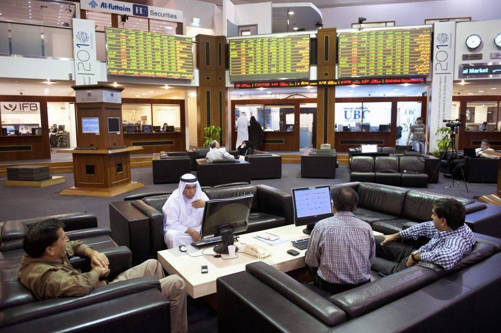 سوق أبو ظبى