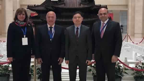 تحالف صيني عربي