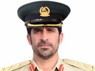 قائد عام شرطة دبي