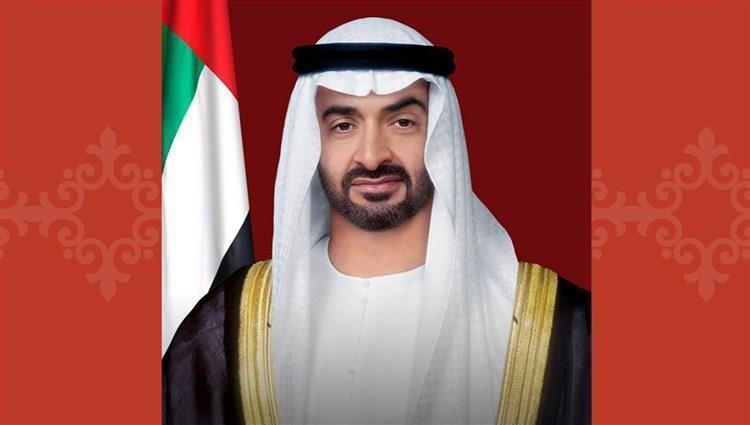صاحب السمو الشيخ محمد بن زايد آل نهيان ولي عهد أبوظبي نائب القائد الأعلى للقوات المسلحة