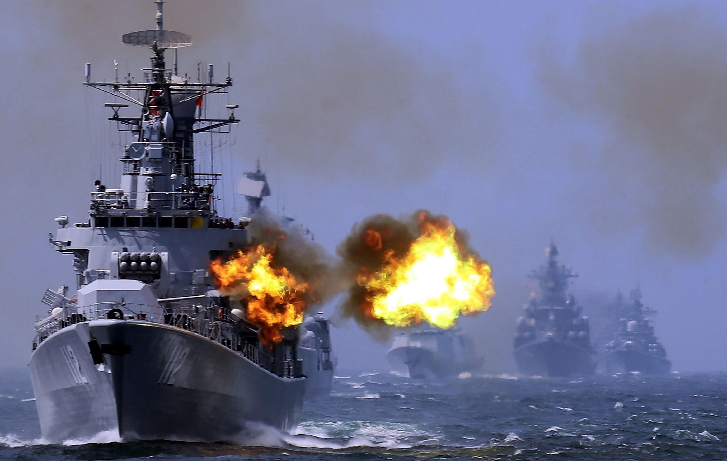 القوات البحرية المصريه