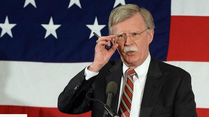 مستشار الأمن القومي الأميركي جون بولتون
