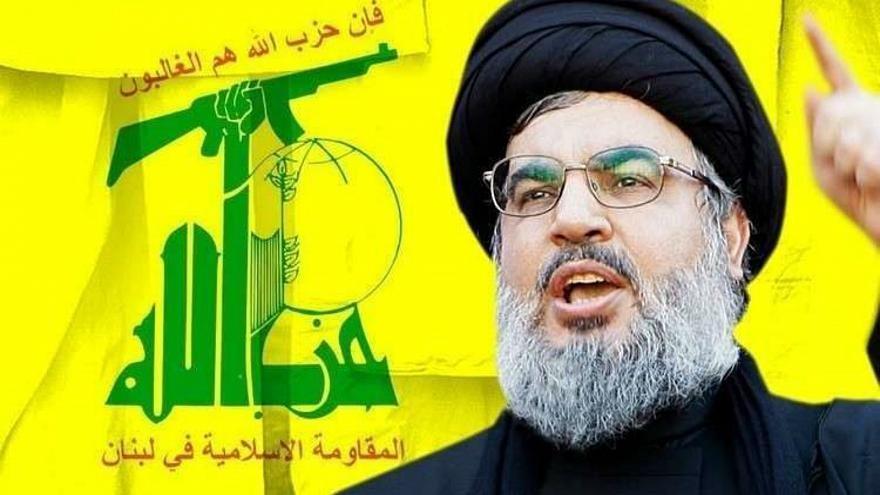 حسن نصر الله الأمين العام  لميليشيا حزب الله