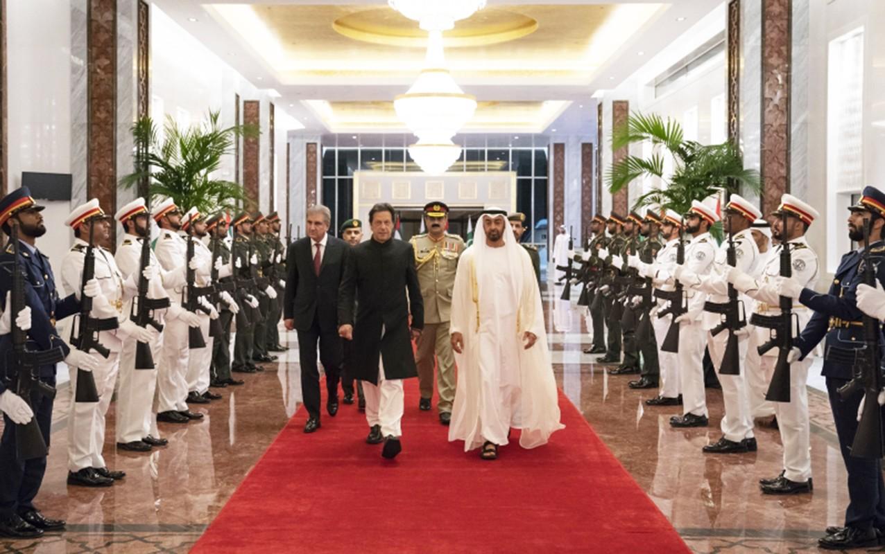 الإمارات وباكستان.. حرص مشترك على تعزيز العلاقات