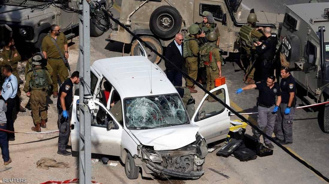 إصابة جنود إسرائيليين في عملية دهس.. ومقتل المنفذ