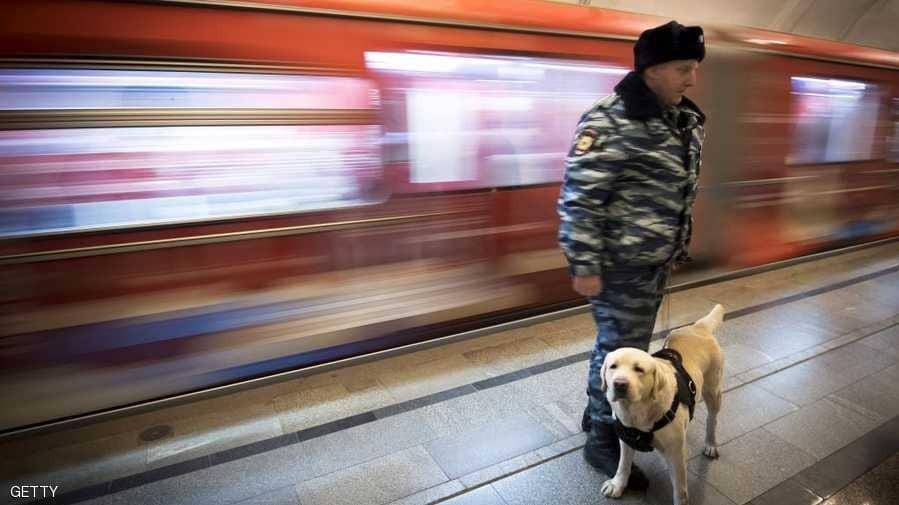 بعد تهديدات أمنية.. إخلاء محطة قطارات ومراكز تجارية في موسكو