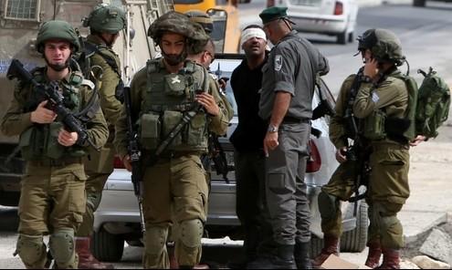 الاحتلال الإسرائيلي يعتقل 14 فلسطينياً بالضفة الغربية