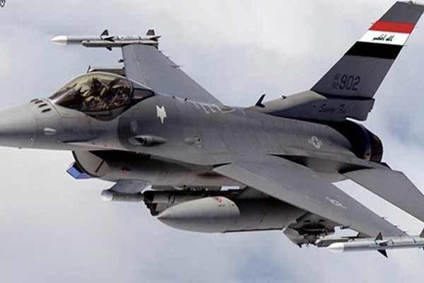 مقاتلة تابعة لسلاح الجو العراقي_صورة أرشيفية