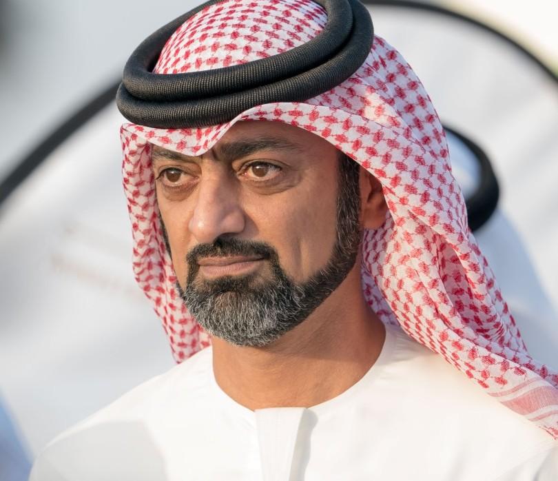 سمو الشيخ عمار بن حميد النعيمي ولي عهد عجمان رئيس المجلس التنفيذي