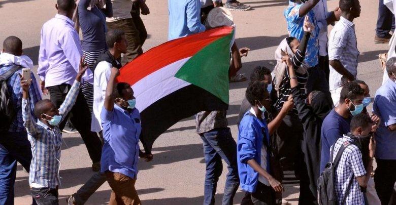 أعمال شغب في أم درمان - السودان
