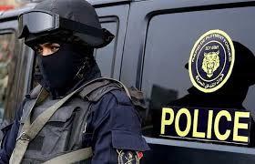 أحد عناصر الأمن المصري (أرشيفية)