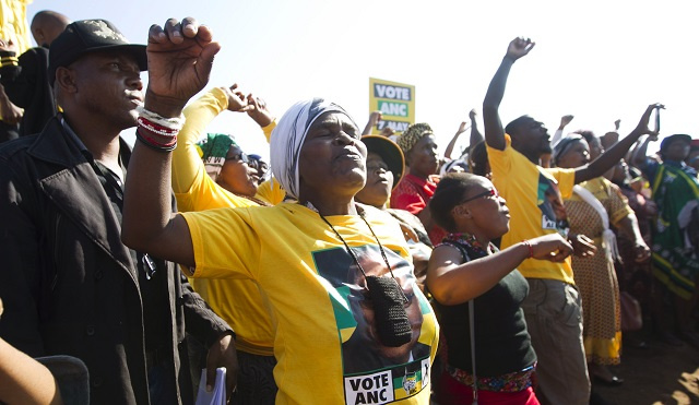 إضرابات في جنوب إفريقيا