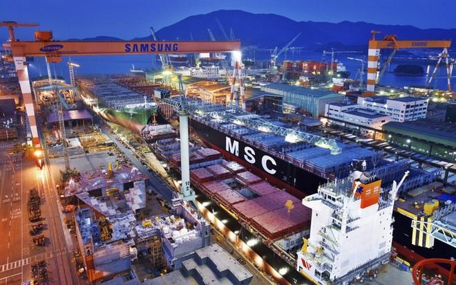 صادرات كوريا الجنوبية