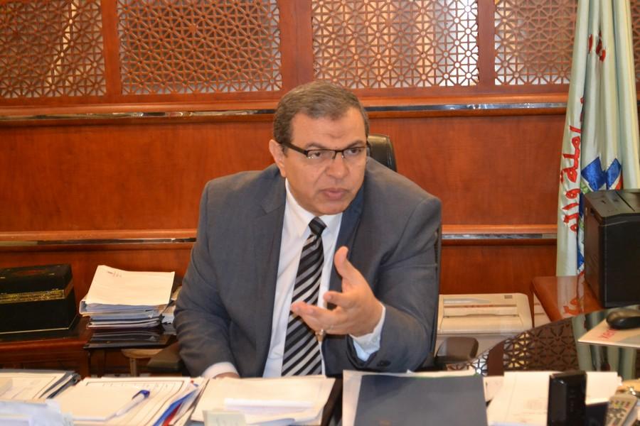 محمد سعفان وزير القوى العاملة المصري