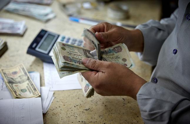 الإيرادات الضريبية فى مصر تسجل 26.39 مليار دولار