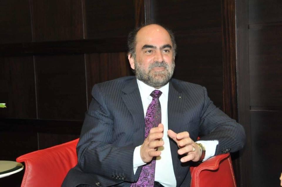 الدكتور عبدالرحمن جواهري، رئيس شركة الخليج لصناعة البتروكيماويات