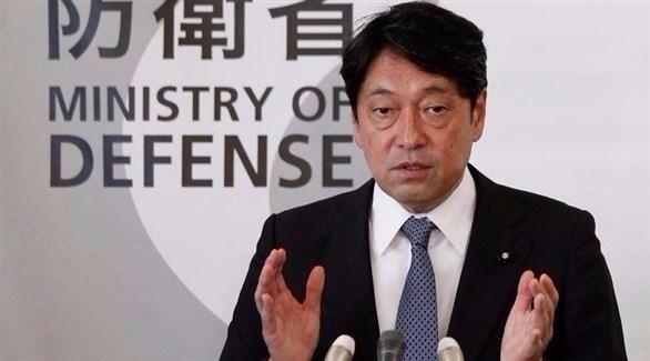 وزير الدفاع الياباني إيتسونوري أونوديرا ي