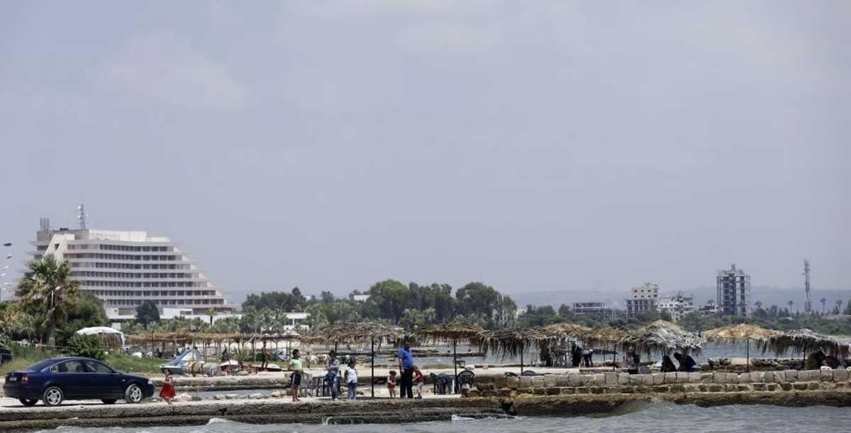 ساحل اللاذقية