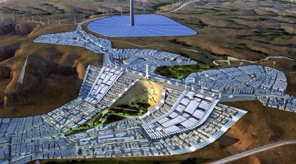 مدينة الملك عبدالله للطاقة الذرية