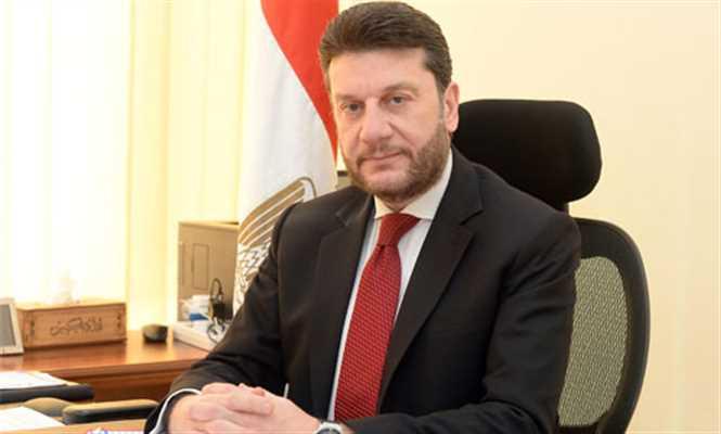 عمرو المنير نائب وزير المالية للسياسات الضريبية