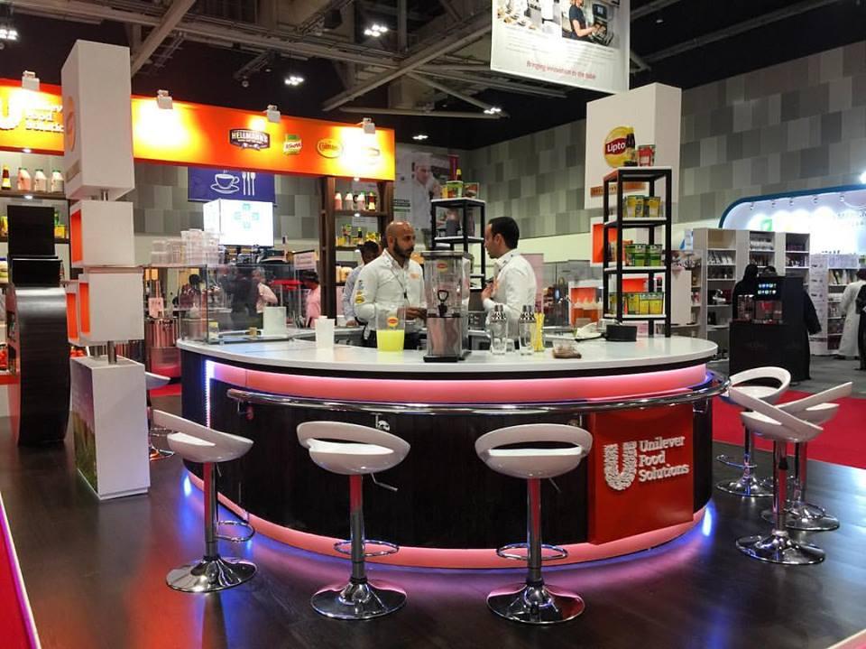 معرض ومؤتمر عمان للغذاء والضيافة