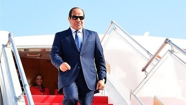 الرئيس المصرى عبدالفتاح السيسي