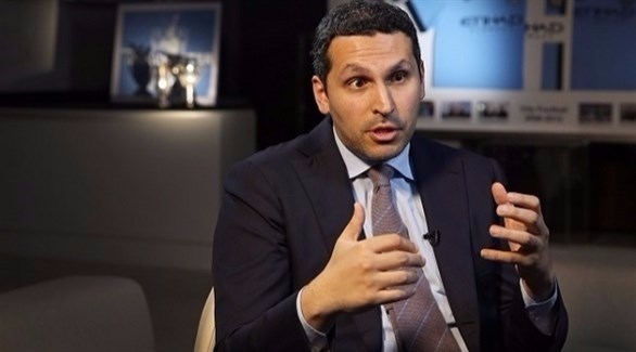 الرئيس التنفيذي لشركة مبادلة للاستثمار خلدون المبارك