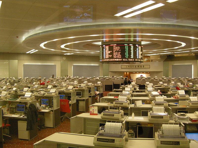 بورصة هونج كونج