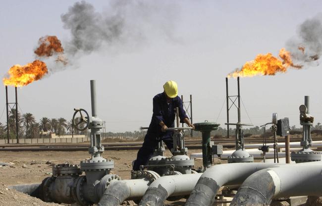 النفط