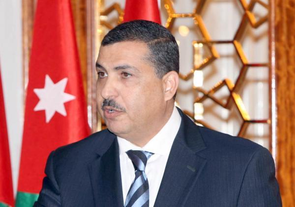 وزير العمل الأردني علي الغزاوي