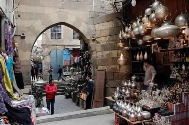 مصر تتوقع ارتفاع إيرادات السياحة