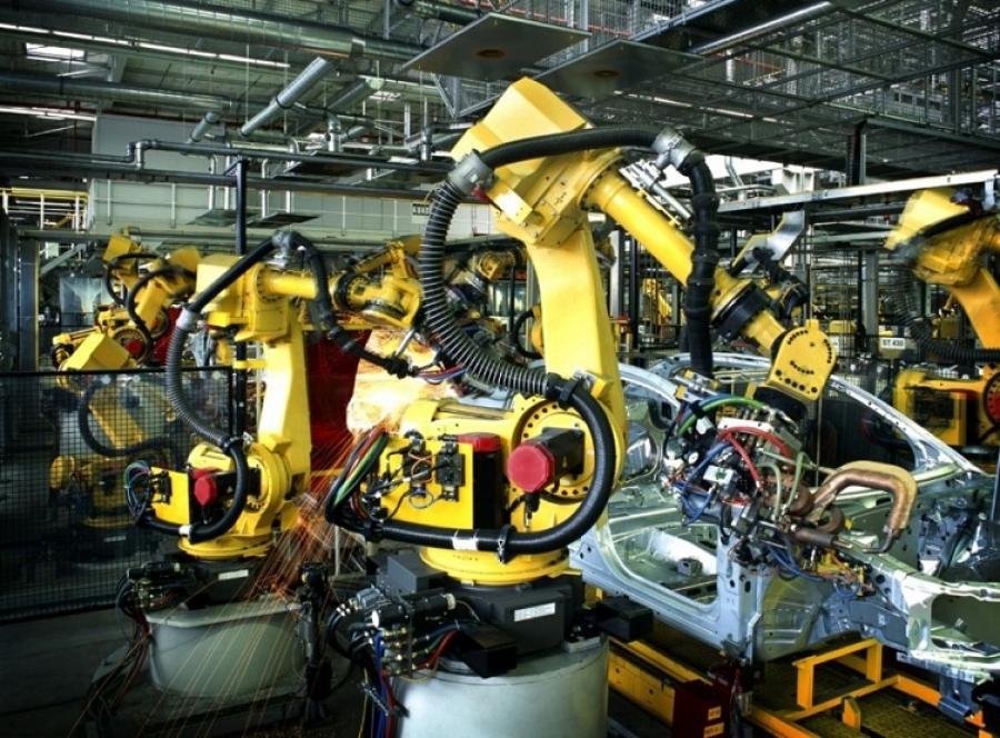 نمو قوي للصناعة البريطانية