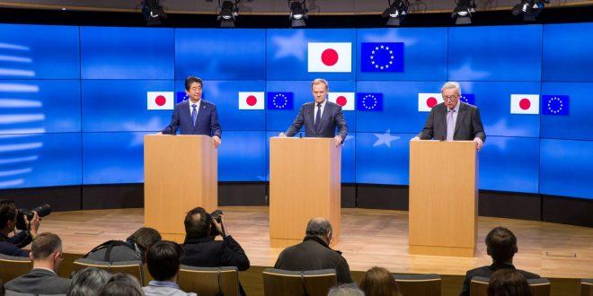 الاتحاد الأوروبي واليابان -أرشيفية
