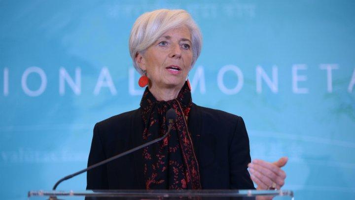 مديرة صندوق النقد الدولى كريستين لاجارد