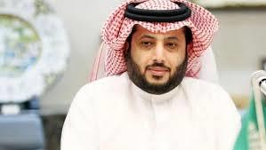 تركي آل الشيخ رئيس الهيئة العامة للرياضة