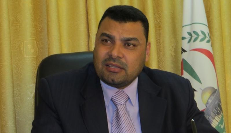 الدكتور أشرف القدرة المتحدث باسم وزارة الصحة بقطاع غزة