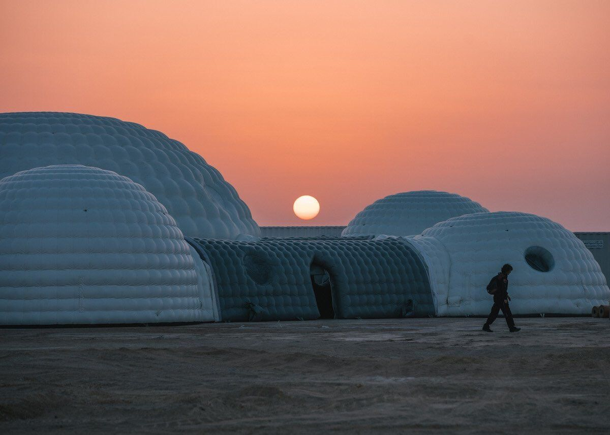 تجربة محاكاة الحياة على المريخ تبدأ اليوم بصحراء سلطنة عمان