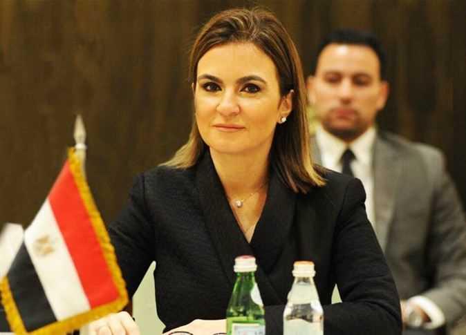 سحر نصر، وزيرة الاستثمار والتعاون الدولي بمصر